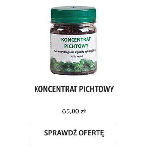 koncentrat pichtowy